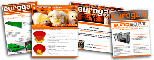 newsletter EUROGAN S.L.