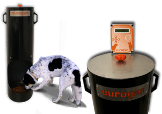 EUROCAN. AUTOMATIC FEEDER FOR DOGS