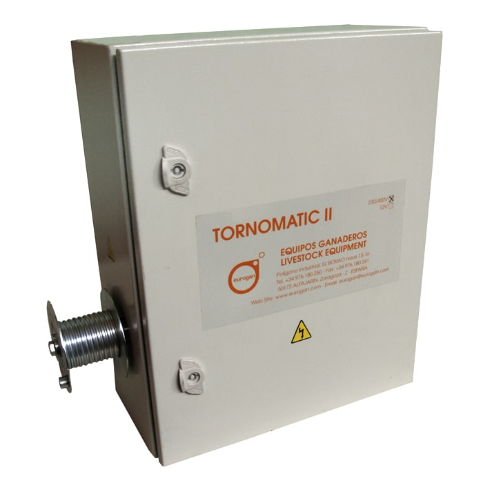 Controler fereastră Tornomatic (Tornomatic. Window controller)