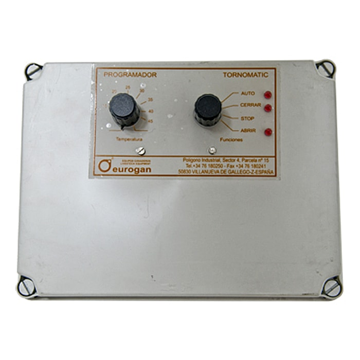 Điều khiển Analog cho Tornomatic (Analogic controller for Tornomatic)