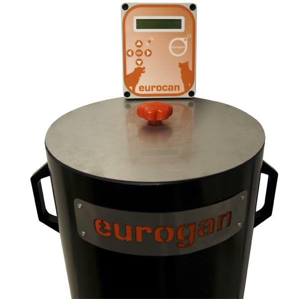 EUROCAN. AUTOMATIC DOG FEEDER