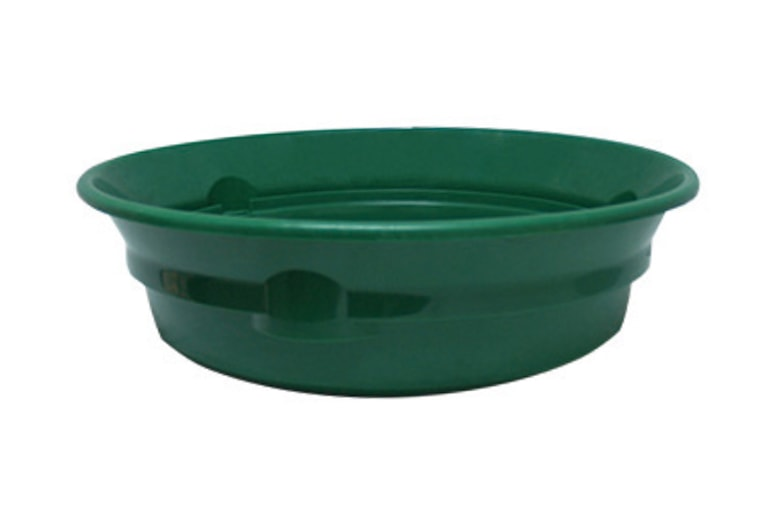Turkeys fattening feeder pan