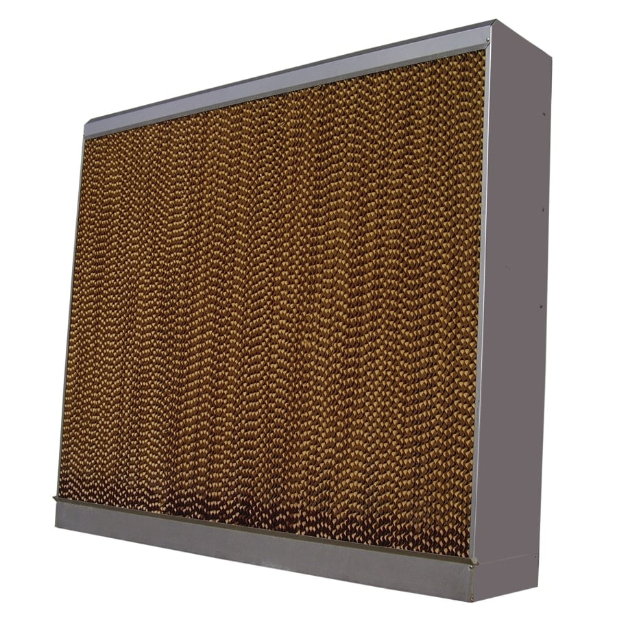 Evaporative cooling panels model COMPAK