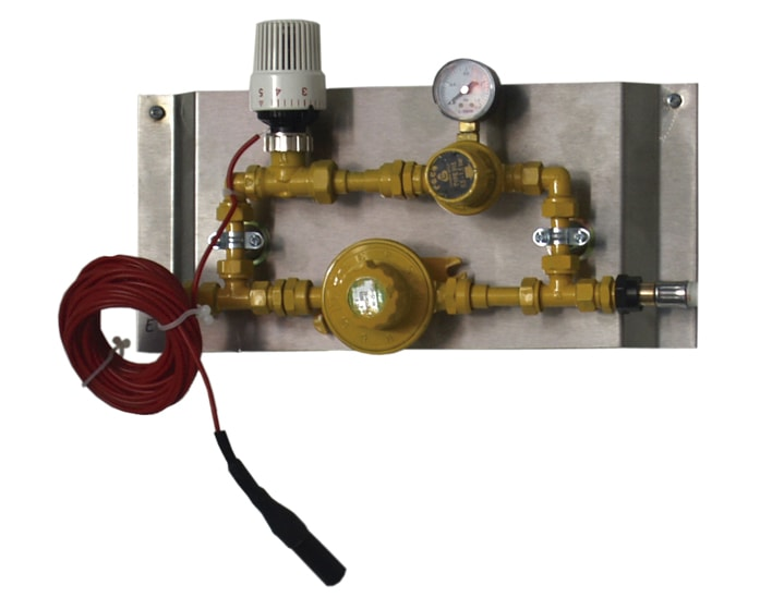 Regulator de gaz Brooder (Gas brooder controller)